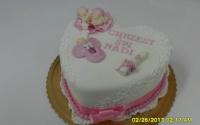 Tort na chrzest nr24
