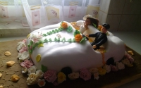 Tort slubny nr124