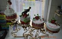 Tort slubny nr132