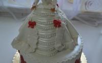 Tort slubny nr134