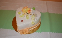 Tort slubny nr158