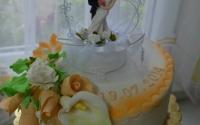 Tort slubny nr169