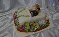Tort slubny nr229