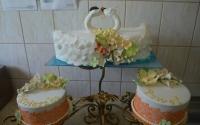 Tort slubny nr235