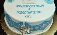Tort slubny nr259