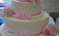 Tort slubny nr270