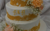 Tort slubny nr272