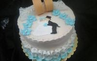 Tort slubny nr292